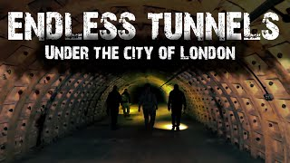 Deep Tunnels Under Central London