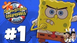 Spongebob Movie (GCN) : Let's Play FR/QC - Épisode 1 : Me voilà, dépression...