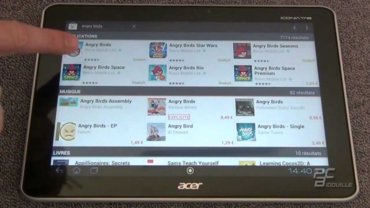 milf vi telecharger google play store app