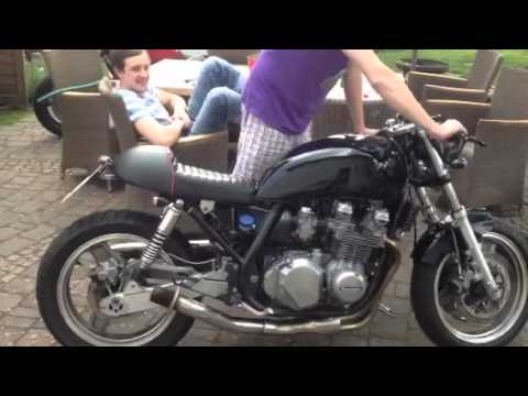 Zephyr 750 Cafe Racer 4in1