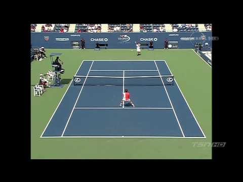 Diving winner - Safin vs. Haas