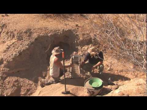 Gold Prospecting- with