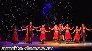 Meherbaniyan | Veer | Amrita dance group (Moscow)