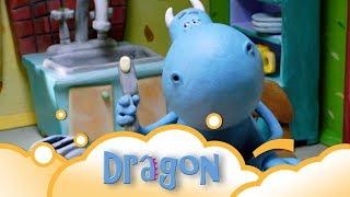 Dragon: Dragon's Mixed Up Day S1 E18 | WikoKiko Kids TV