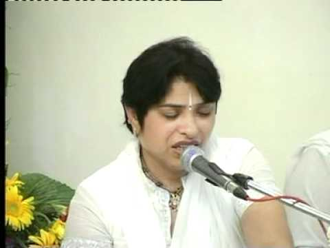 Krishna Bhajan By Alka Goel Meethe Meethe Bansuri video