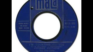 FREEMAN BROTHERS - I'm Counting On You [Mala 553] 1964