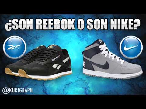 a comparison of the three major differences of nike and reebok Difference and similarity's between adidas and nike  difference nike's target markets are basketball and running adidas owns reebok.