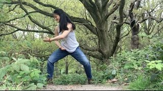 Teacup Qigong variation