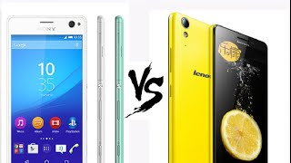 Sony Xperia C4 vs Lenovo K3 Note- Detailed Comparison- Which is better and why?
