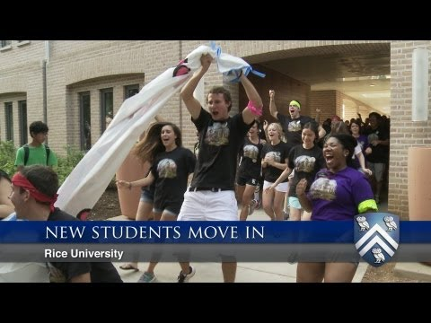 A feeling of home: O-Week 2012 starts at Rice University