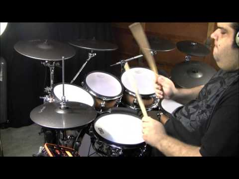 DRUM KIT DEMOS 2BOX VST Pt 2- Neil Peart's SNAKES & ARROWS, LUDWIG
