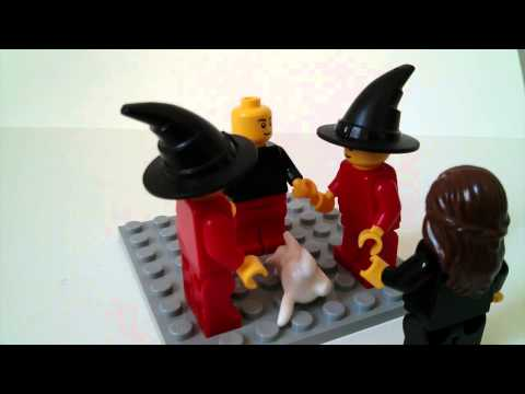 LEGO Science Story challenge - Mary Anning
