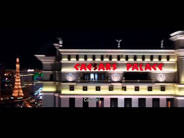 Siu quy Las Vegas - The Hangover Part III - TV Spot 3 - [Ph  Vit]