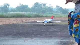 RC Chiangrai Thailand PST Reaction Jet Trainer at Rimchorn Flying Club(FF)
