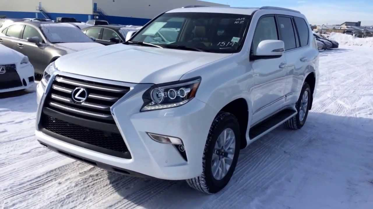 2014 lexus gx 460 4wd in white executive package review. Black Bedroom Furniture Sets. Home Design Ideas