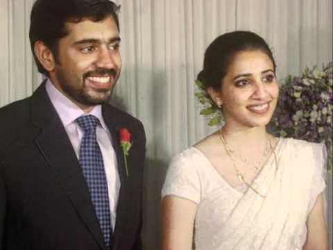 Madhavan's former husband Nishal Chandra married on 13th May 2013