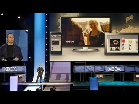 Microsoft Debuts SmartGlass at E3 Conference - Digits