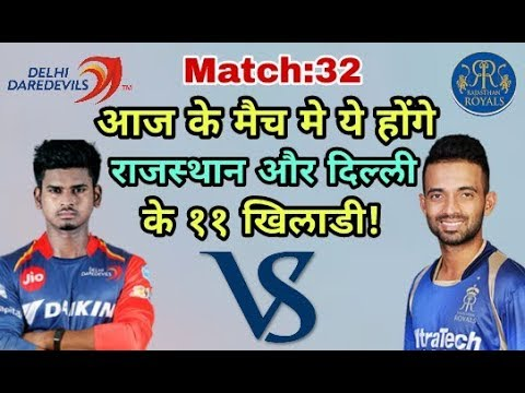 DD Vs RR IPL 2018: Delhi Daredevills Vs Rajasthan Royals Predicted Playing Eleven (XI)