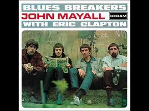 John Mayall And The Bluesbreakers - All Your Love