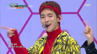 뮤직뱅크 Music Bank Forever Yours 키 Key 20181109