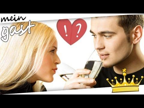 Mit welchen frauen flirten männer