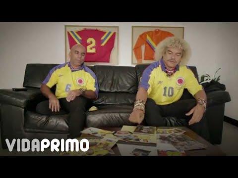 Tr3sdeCoraZon - Dame Una Alegría [Homenaje a la Selección Colombia] 2014 (Video Oficial HD)