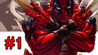 Dead Pool Walkthrough - Part 1 Sunset Apartments Gameplay Commentary