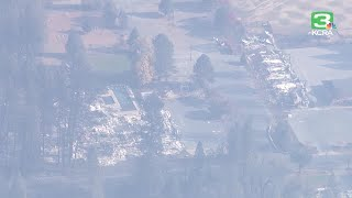 LiveCopter 3 Surveys Camp Fire Damage
