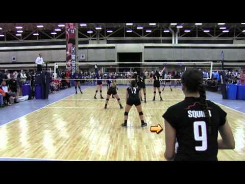 Faith Squier - 2014 Nike MidEast Qualifier Highlights w/ Club Highlights