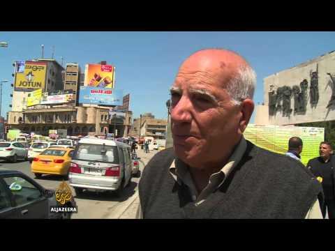 Iraqi electoral body claim political pressure