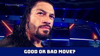Roman Reigns Drafted To Smackdown || Mad Mikes Take