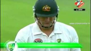 Download Pakistan vs Australia  lowest test score 2010  part 1.mp4 3Gp Mp4