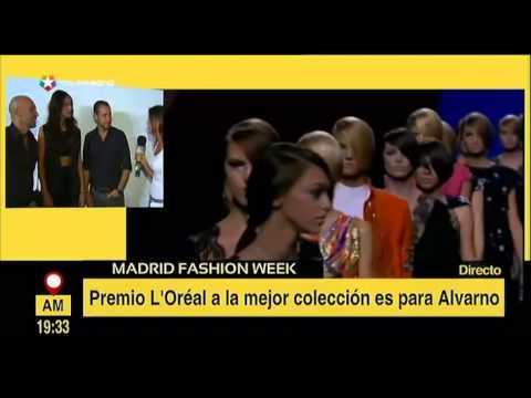 Alvarno y Dalianah Arekion, los mejores de la Fashion Week Madrid