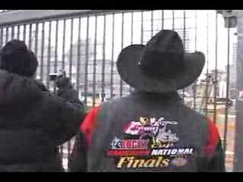 Bull Riders Take Manhattan Video
