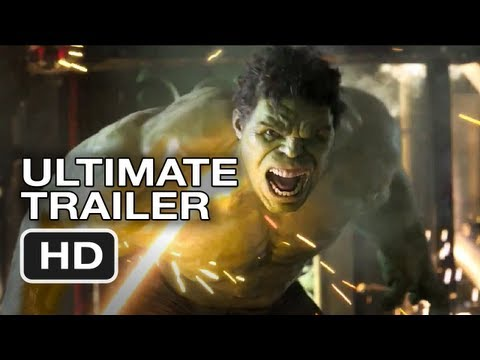 The Avengers Ultimate Heroes Trailer (2012) - HD Marvel Movie