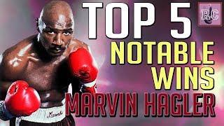 Marvin Hagler - Top 5 Notable Wins