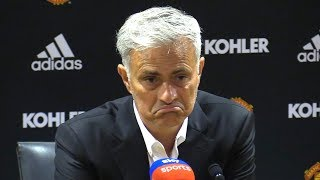 Manchester United 2-1 Leicester - Jose Mourinho Full Post Match Press Conference - Premier League