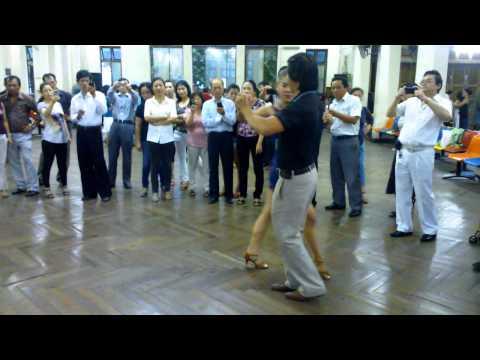 Tango Lớp 4- bài 1- Thầy Đức Thắng