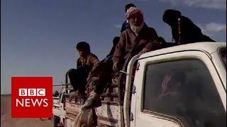 Raqqa: Inside Islamic State's last stronghold - BBC News
