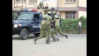 KIMENUKA! Polisi Walivyowatimua Chadema Kwenye Ibada Ya Lissu
