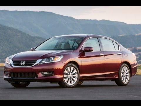 2013 Honda Accord Touring Start Up and Review 3.5 L V6