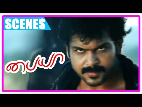 Paiya - Karthi Fights With Rowdies video