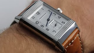 Jaeger-LeCoultre Reverso Duo Day Night Ref. Q2708410 Watch Review