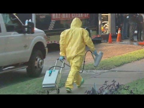 Ebola watch in Texas