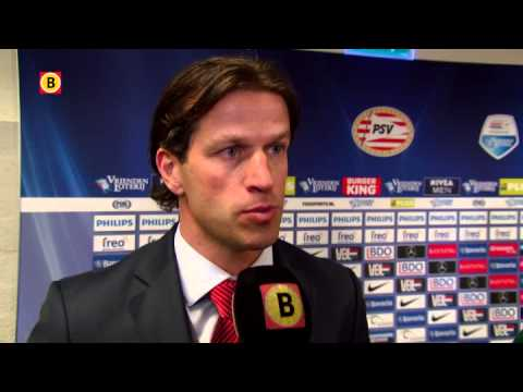Ernest Faber na PSV - FC Groningen