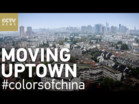 Moving Uptown: China's real estate boom