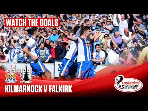 Kilmarnock avoided relegation and condemned Falkrik to another season in the Scottish Championship as they cruised to a thumping 4-0 in the Premiership Playoff Final second leg at Rugby Park....