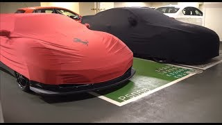 RARE CARS FOUND IN HONG KONG PARKING GARAGE!