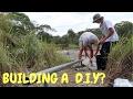 BUILDING A D.I.Y SKATEPARK