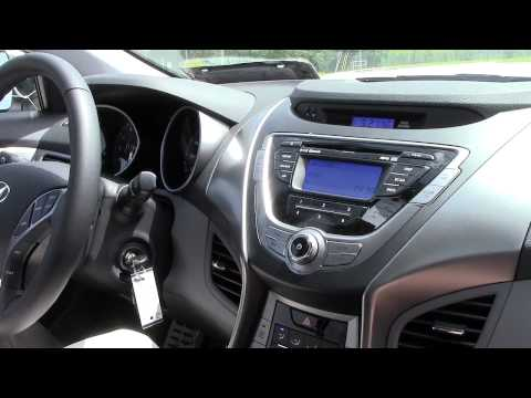 Hyundai Elantra Coupe SE 0-60 Acceleration Ride Along